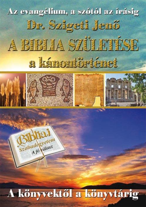 A Biblia szuletese
